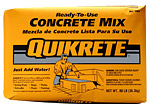 Quickrete Concrete Mix
