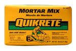 QUIKRETE® Mortar Mix