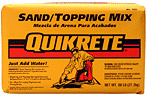 Quikrete Sand Mix