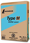 Lafarge Type M Mortar Cement